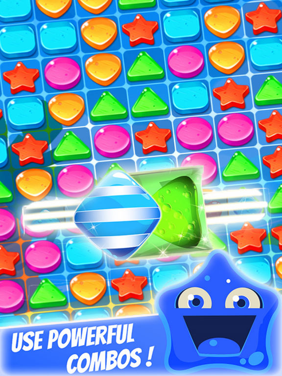 Sugar Jelly Paradise screenshot 4
