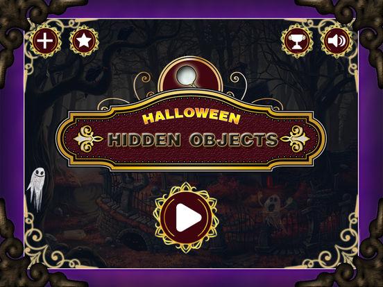 Halloween Mystery Hidden Objects screenshot 6