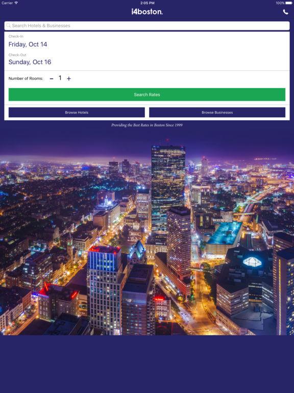i4boston - Boston Hotels & Yellow Pages Directory screenshot 6