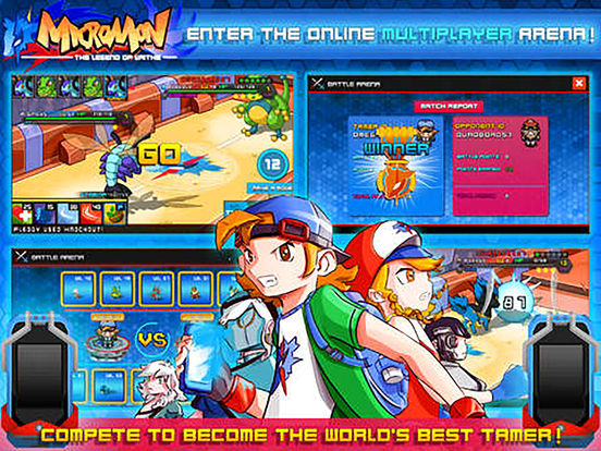 Micromon screenshot 10