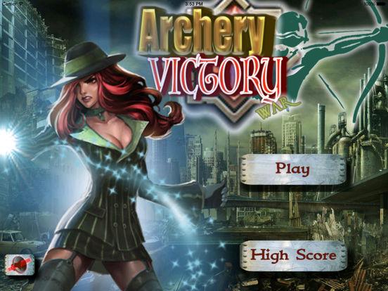 Archery Victory War Deluxe Pro - Addictive Target Shooting screenshot 6
