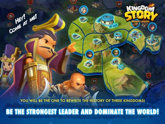 Kingdom Story: Brave Legion screenshot 8
