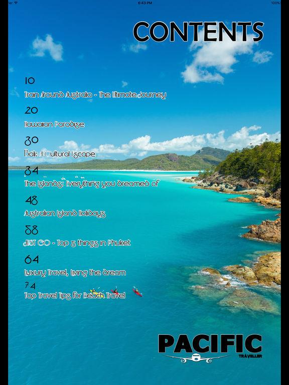 Pacific Traveller screenshot 7