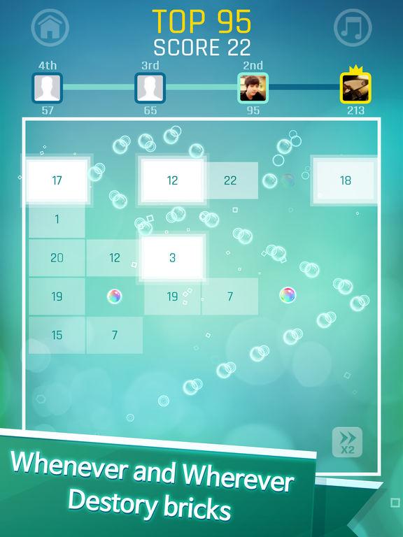 Brixmasher : Brick Breaker screenshot 7