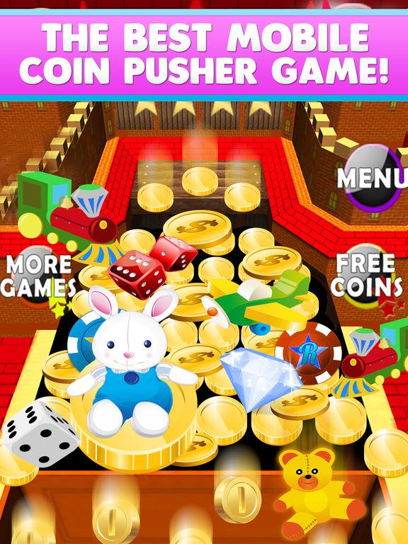 Coin Dozer Pusher Machine : Golden Dropper | Apps | 148Apps