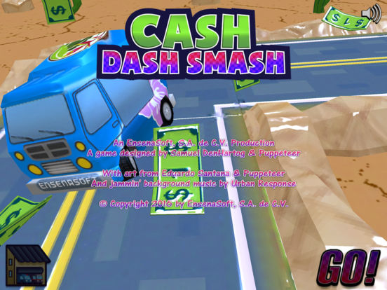 Cash Dash Smash screenshot 6