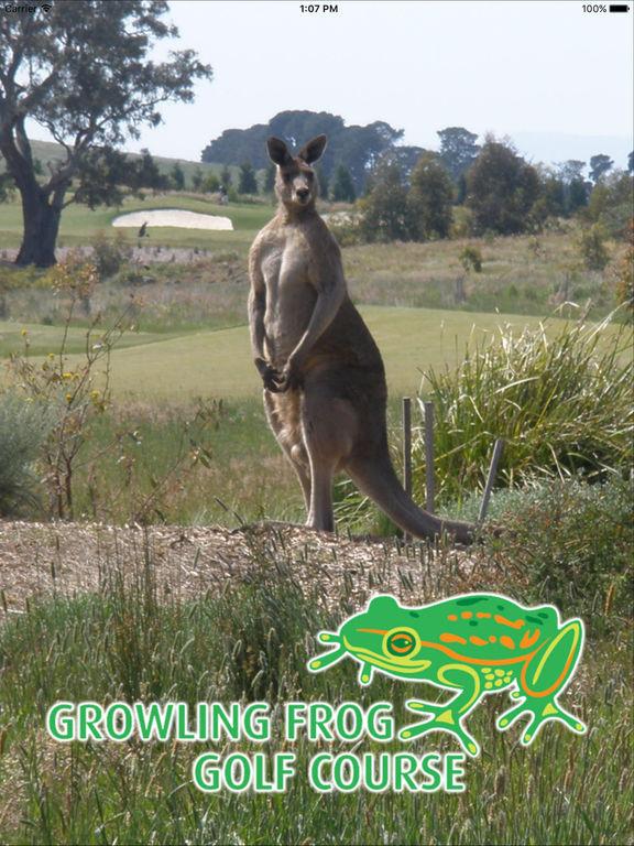 Growling Frog Golf Course screenshot 6