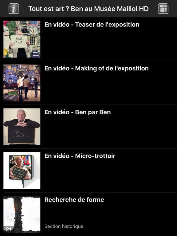 Is everything art? Ben at Musée Maillol HD screenshot 7