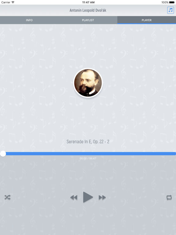 Antonin Dvorak - Classical Music screenshot 8