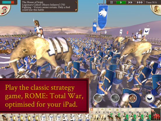 ROME: Total War screenshot #1