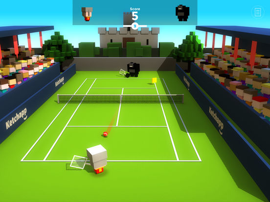 Ketchapp Tennis screenshot 9