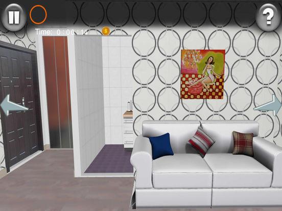 Can You Escape Crazy 13 Rooms Deluxe screenshot 6