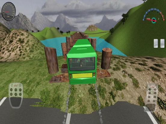 Rural Tourist Bus Drive screenshot 4