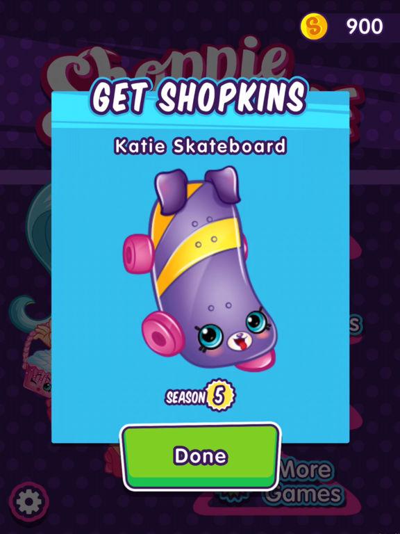 Shopkins: Shoppie Style screenshot 8