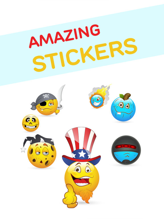 Amazing Stickers screenshot 6