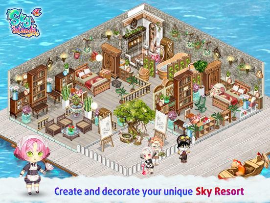 Sky Islands - Anime Dress Up screenshot 6