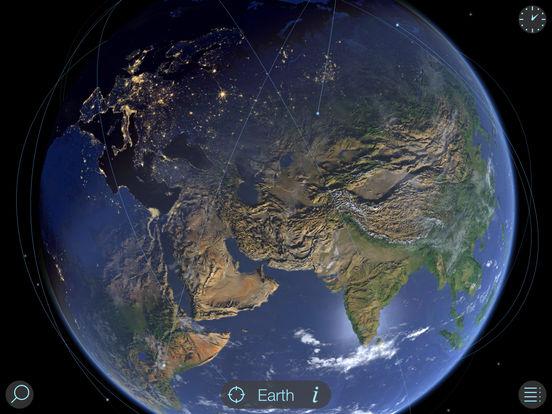 Solar Walk Lite:Planetarium 3D screenshot 6