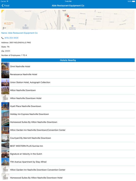 i4nashville - Nashville Hotels & Yellow Pages screenshot 9
