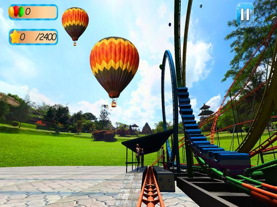 Crazy Roller Coaster : Eid Mubarak Love Greeting screenshot 5