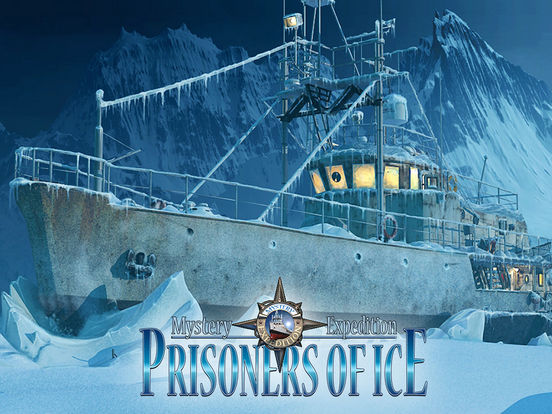 Mystery Expedition: Prisoners of Ice Hidden Object screenshot 6