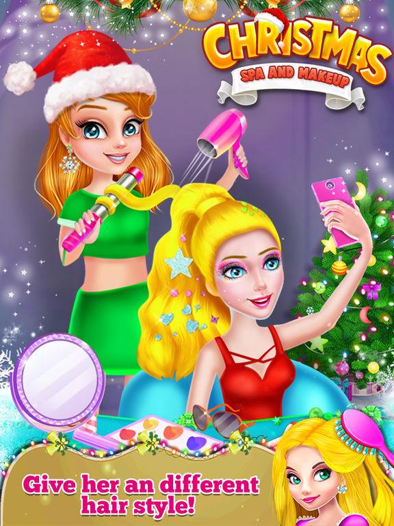 Christmas Spa And Makeup screenshot 8