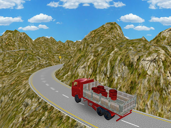 PK truck driver simulator screenshot 6