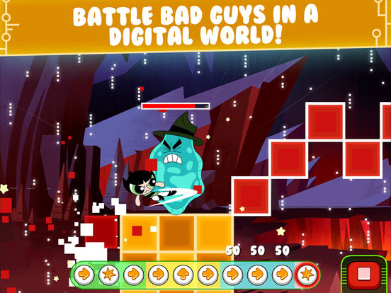 Glitch Fixers - The Powerpuff Girls screenshot 7