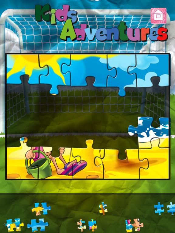 Kids Jigsaw puzzle (Premium) screenshot 7
