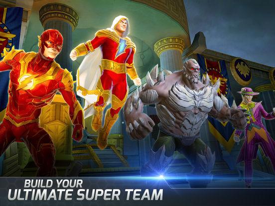 DC Legends: Fight Superheroes screenshot 8