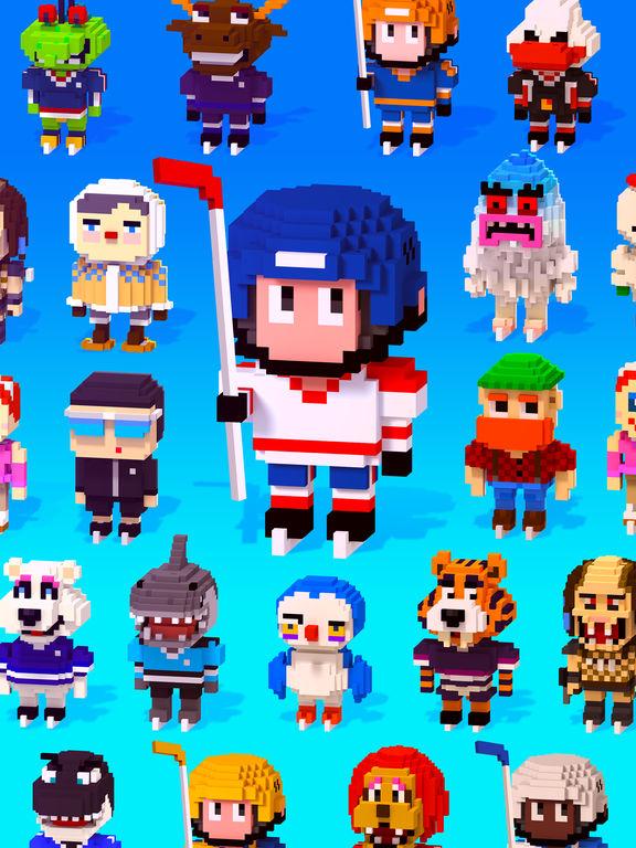 Blocky Hockey screenshot 10