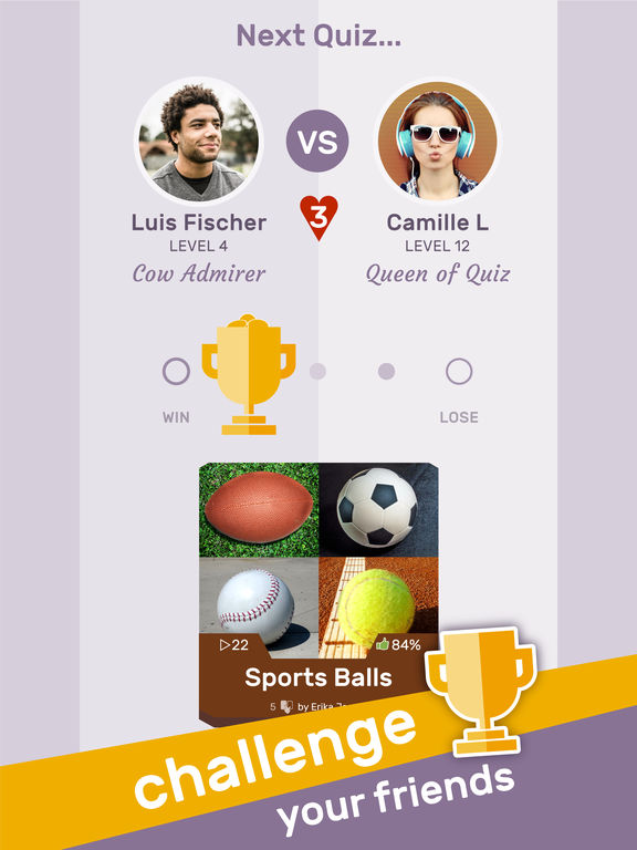 PlayPhoto : Trivia Picture Quiz 1000s of Quizzes screenshot 9