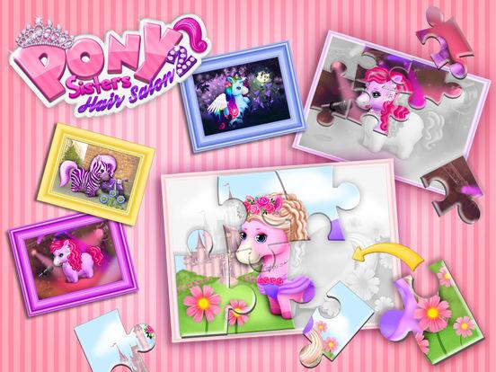 Pony Sisters Hair Salon 2 - No Ads screenshot 10