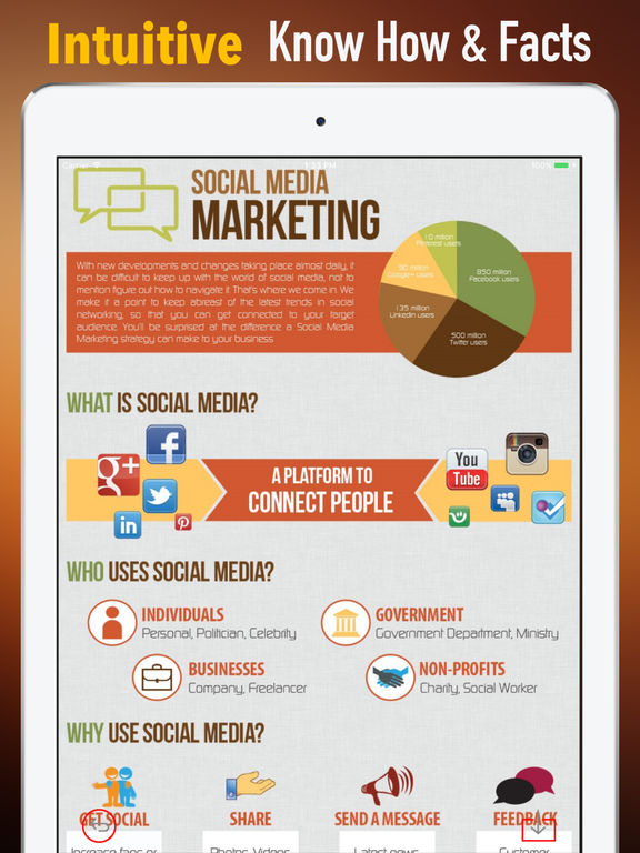 Social Media Marketing 101- Tips and Tutorial screenshot 5