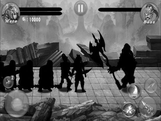 ARPG-Shadow Sword screenshot 7