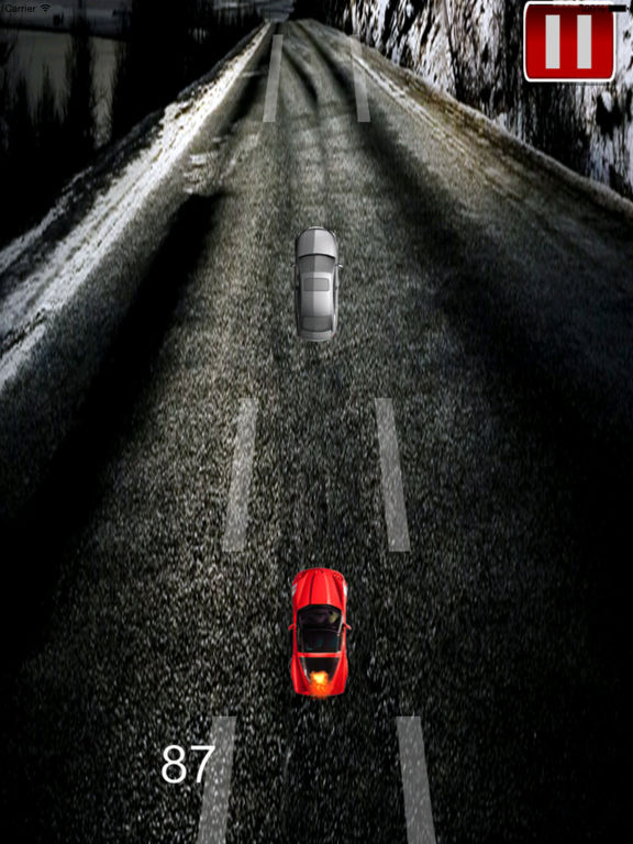 Crazy For Speed In Highway - A Hypnotic Game Of Driving screenshot 9