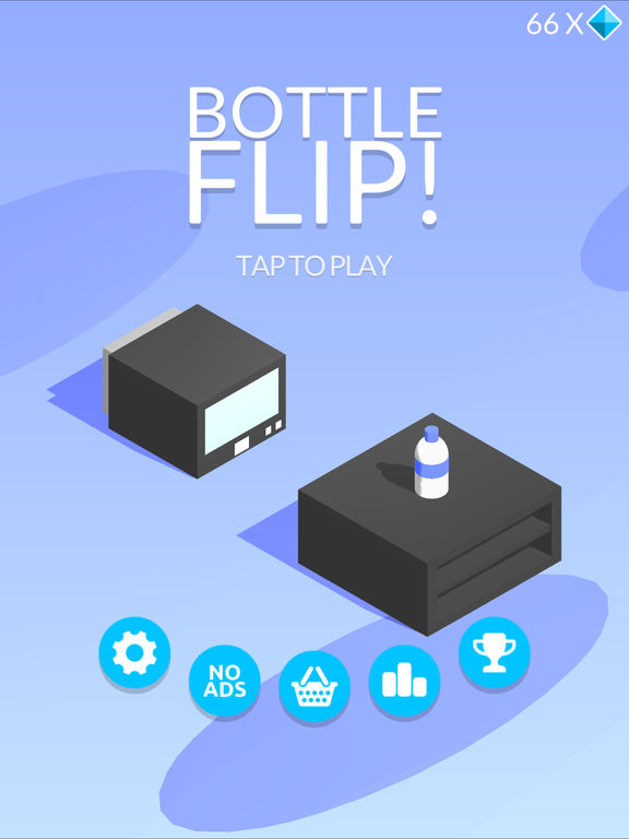 Bottle Flip! screenshot 6