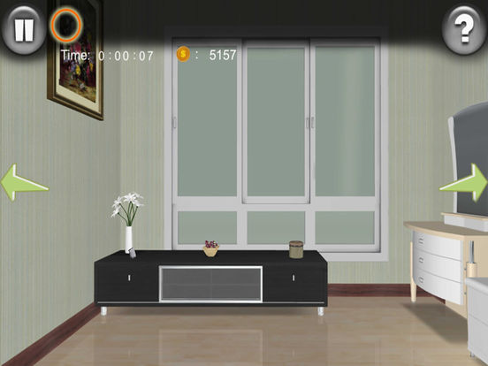 Can You Escape 10 Horror Rooms Deluxe-Puzzle screenshot 8
