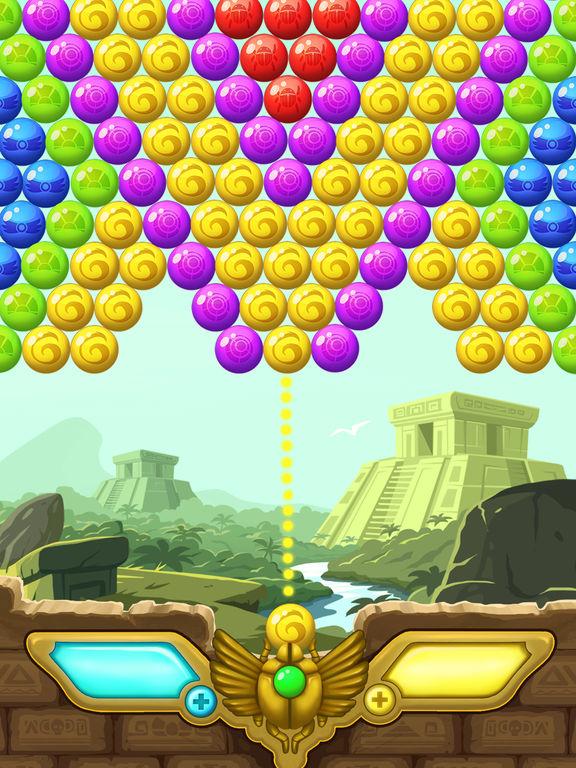 Bubble Shooter Raider screenshot 6