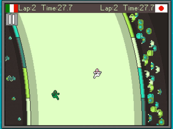 Retro Winter Sports 1986 screenshot 9