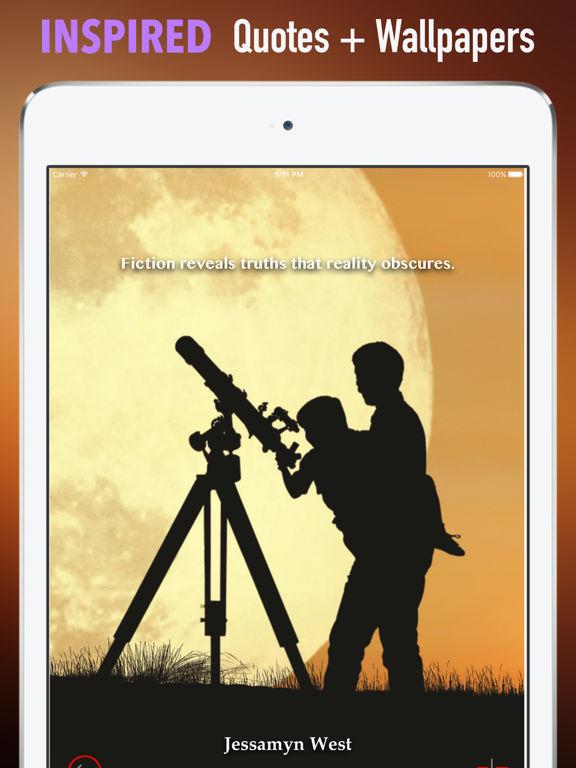 Binoculars Wallpapers HD: Quotes Backgrounds screenshot 10