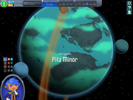 Space Food Truck screenshot 4