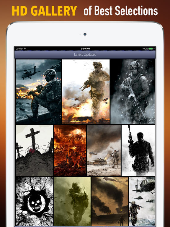 War Wallpapers HD: Quotes and Art Pictures screenshot 6