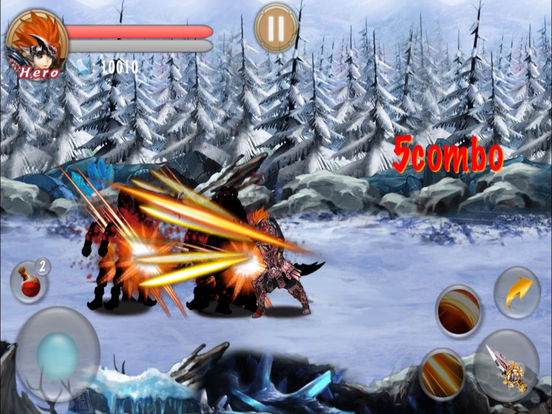 RPG--Dark Blade Pro screenshot 6