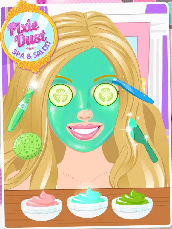 Makeup Salon Girls -Pixie Dust screenshot 8
