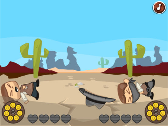 Wild West Shootout - Bandit Duel screenshot 9