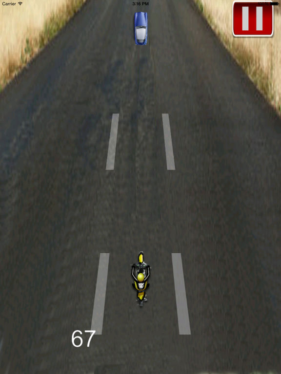Crazy Motorcycle Champion Pro - Run and Win screenshot 10