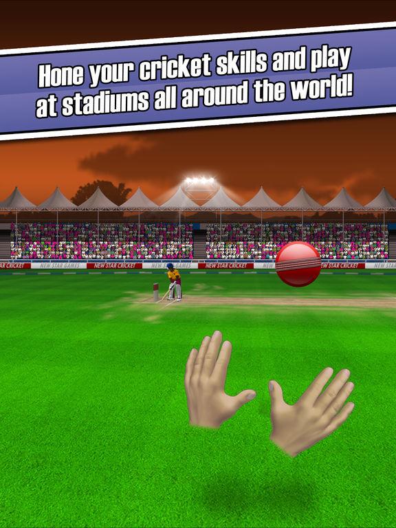 New Star Cricket screenshot 9