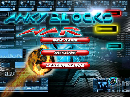 Anky Blocks War Pro - The Addictive Space Break-out Simulator screenshot 6