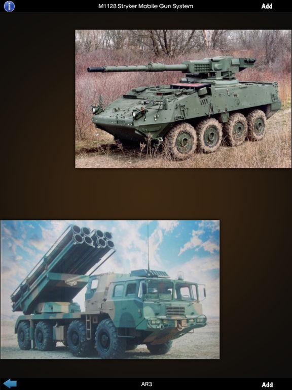 Military Artilery Info screenshot 6