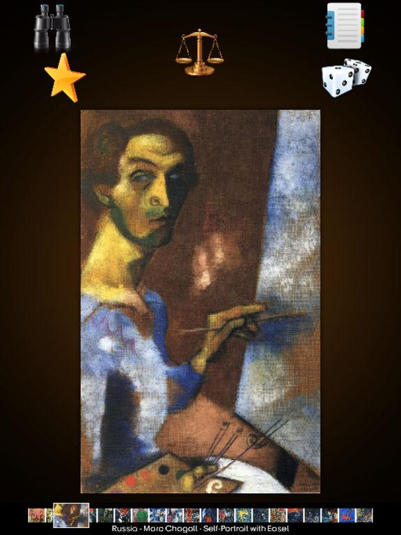 Marc Chagall Art Gallery screenshot 7